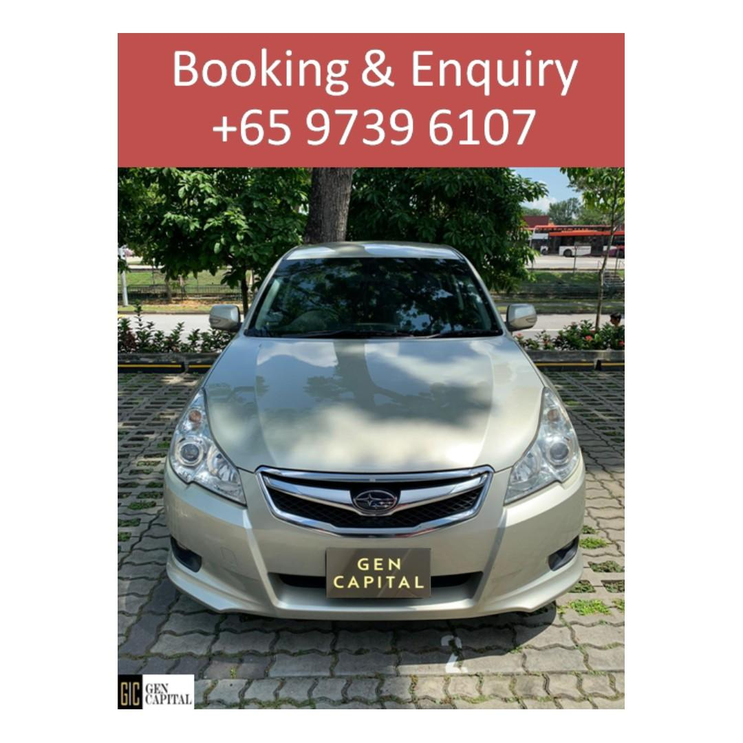 Subaru Legacy - Cheapest rates, full support! Anytime ! Any day! Your Decision!! @97396107