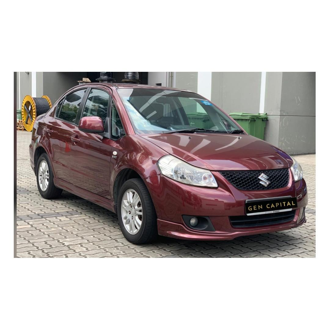 Suzuki SX4 - Anytime ! Any day! Your Decision!! Cheapest rates, full support! @97396107