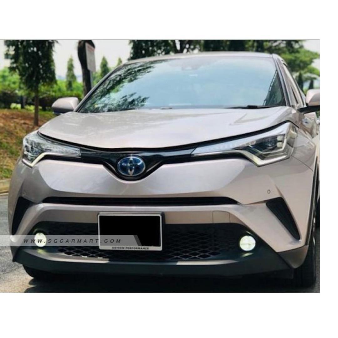 Toyota C-HR 1.8 Hybrid G Auto