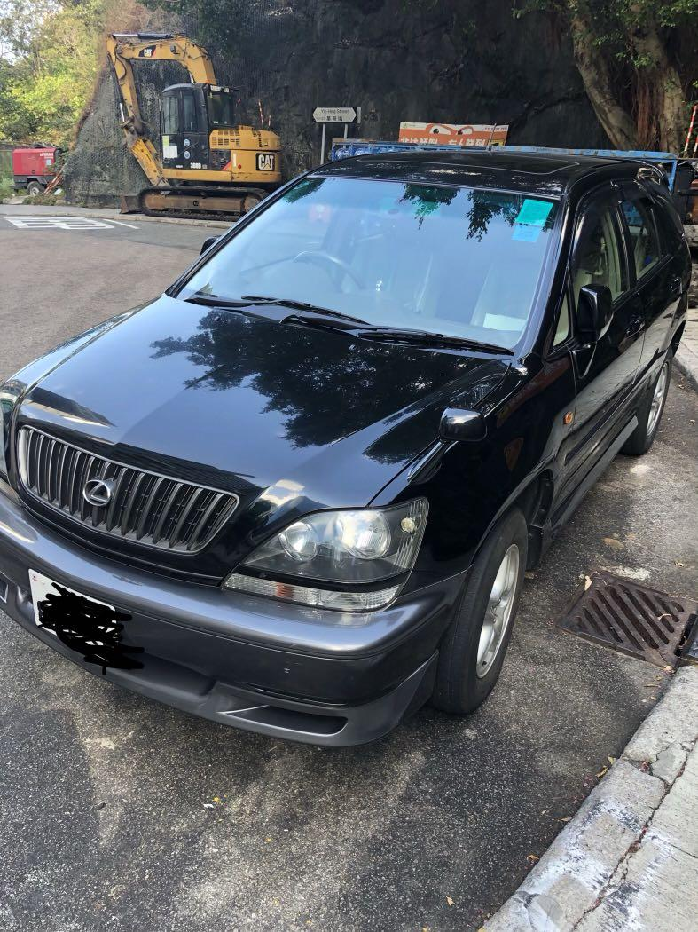 TOYOTA HARRIER 3.0 2000