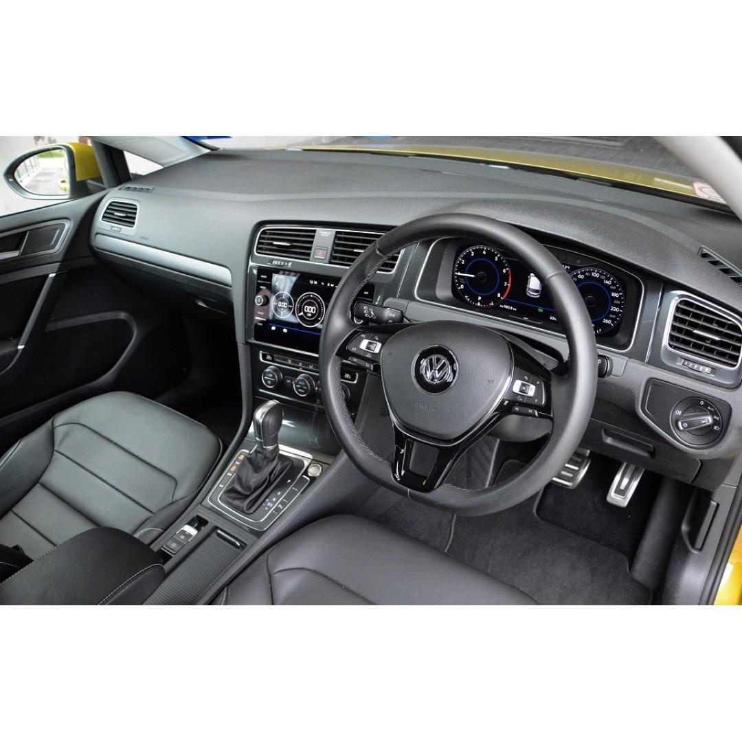 Volkswagen Golf 1.4 Comfortline TSI DSG Auto (MK 7.5)