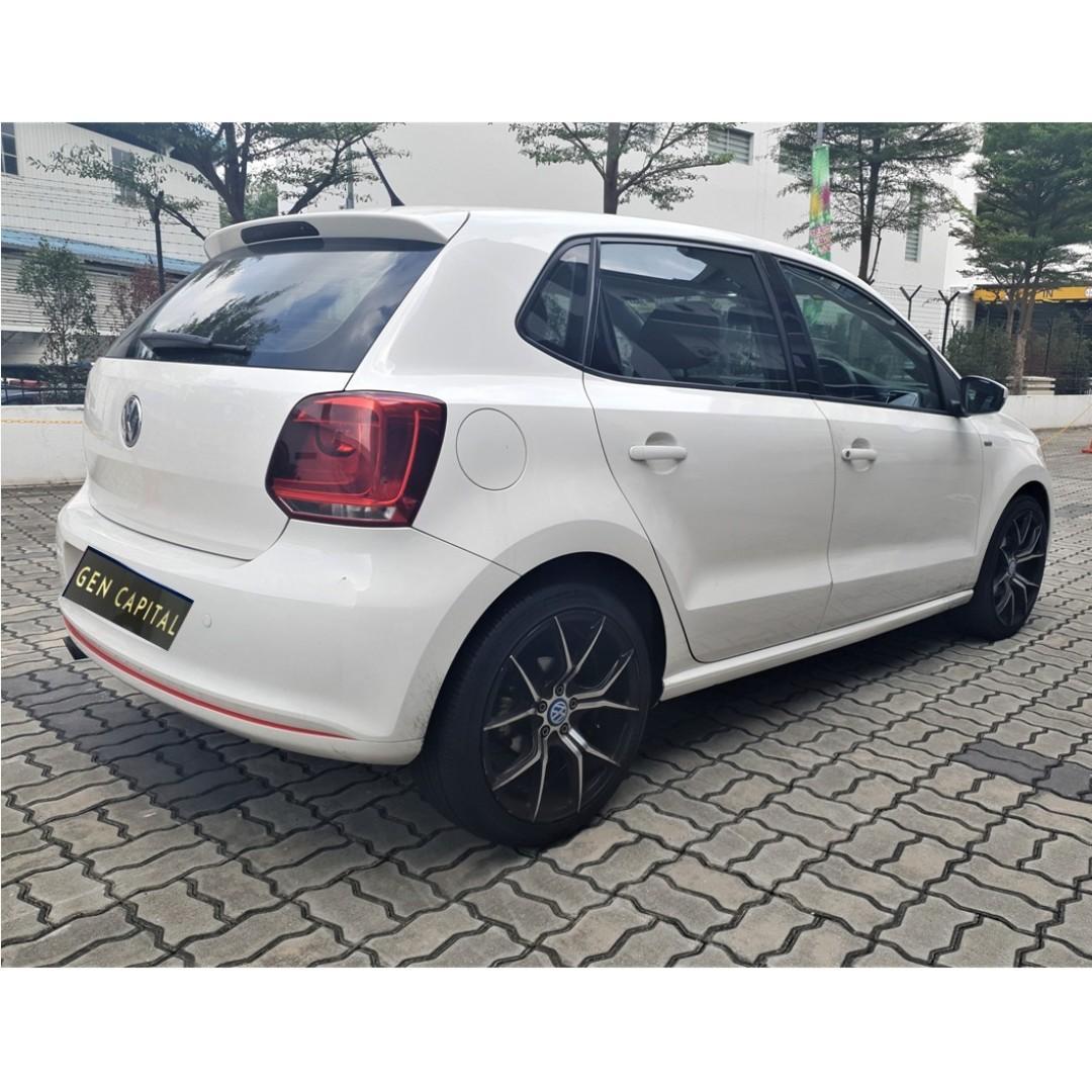 VW POLO - Deposit Driveaway!Immediately! Whatsapp 90290978!