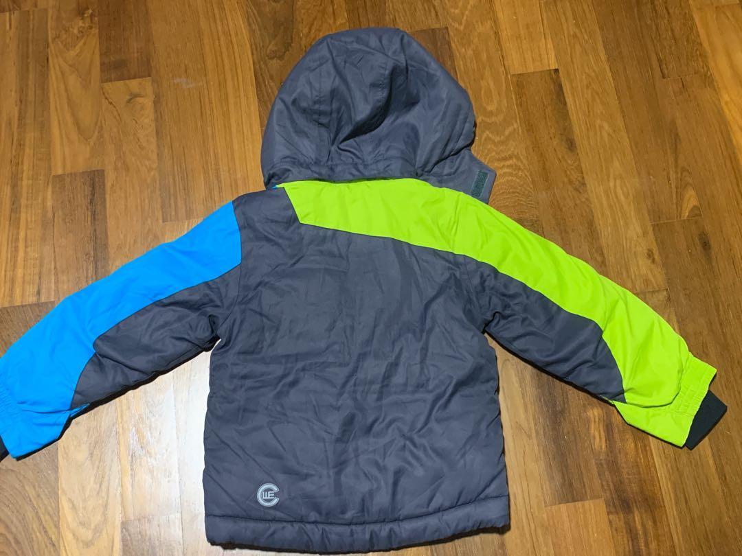 Winter ski jacket boys