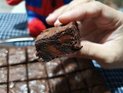 Halal Fudge brownies