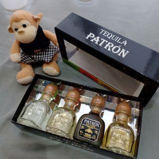 Patrón Tequila Mini Gift Set