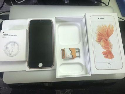 IPHONE 6S (64GB) 玫瑰金