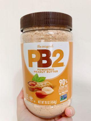 PB2粉狀花生醬(454g)