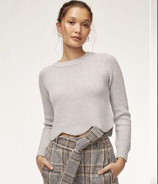 Aritzia Wilfred Sardou Sweater - XXS *PRICE DROP