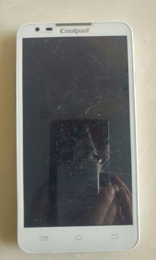 酷派 Coolpad 5891Q 零件機 Issue phone for repare parts