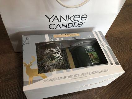 全新Yankee Candle 洋基蠟燭 香氛蠟燭  198g/7oz