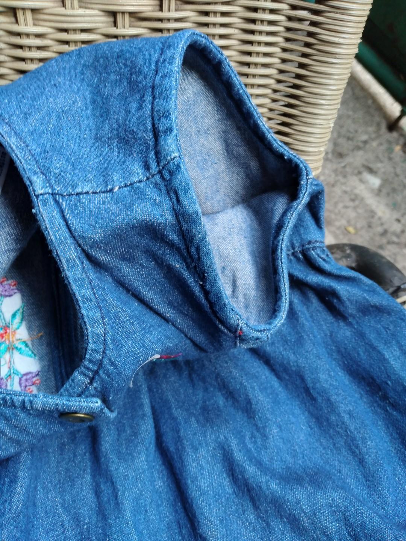 #1111special PADA JADUL. Dress jeans anak umuran S /  5-6 tahun. Second