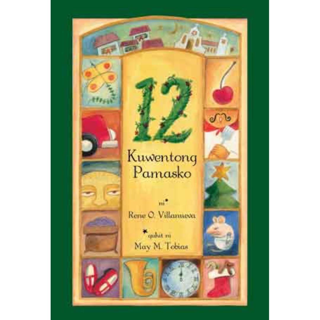 12 Kuwentong Pamasko | Filipino | Tahanan Books | Children's Book