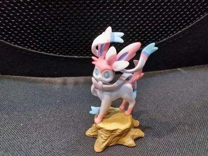特典 仙子精靈 仙子伊布  神奇寶貝 精靈寶可夢 公仔 模型