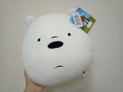 熊熊遇見你阿極娃娃