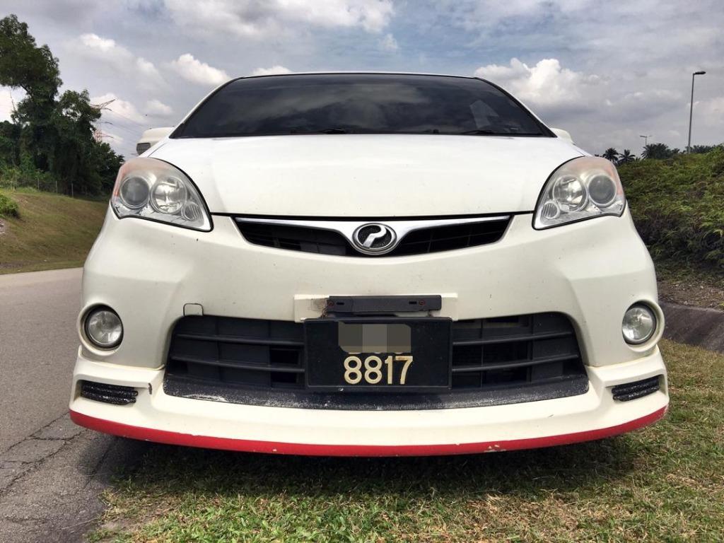 2012 Perodua ALZA 1.5 ADVANCED (A) B/L LOAN KEDAI DP 2-3K