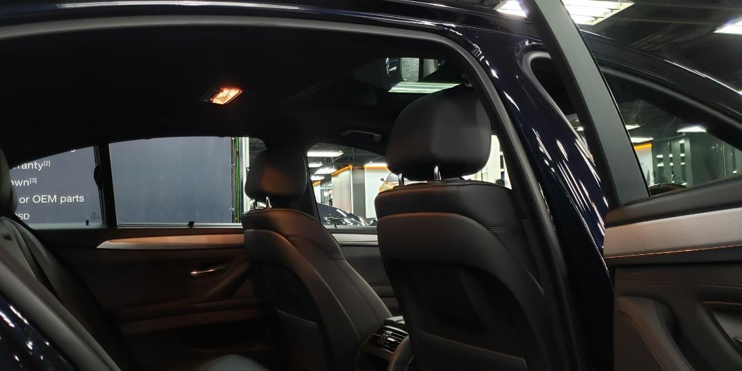 2015 BMW 528IA M Sport