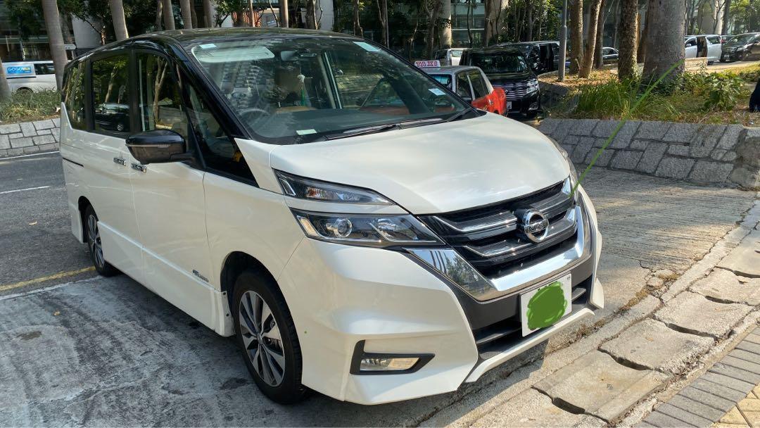 2018 NISSAN SERENA Highway Star VIP