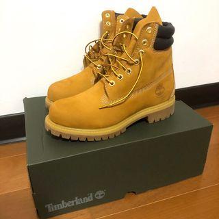 (全新正品)Timberland 經典大黃靴UK6.5 US7