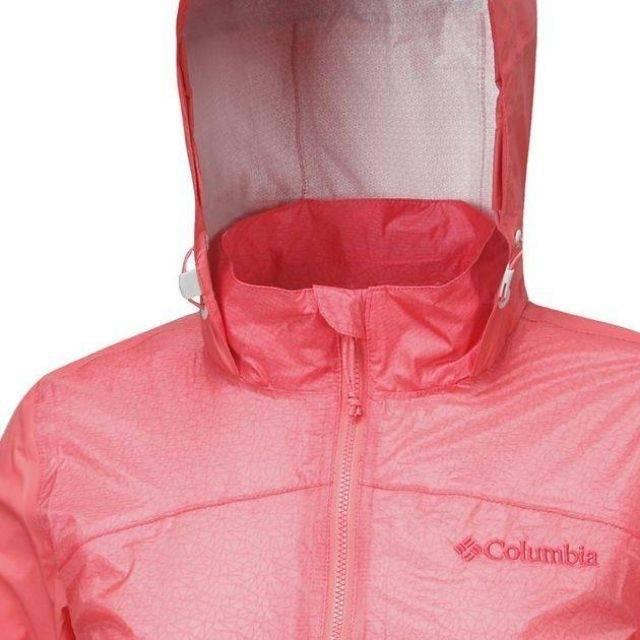 韓國購買 正品Columbia 哥倫比亞 Omni-tech 防水防風透氣外套