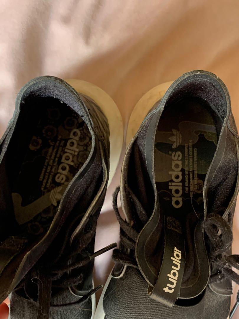 Adidas tulbar sneakers limited Asian crane bird print