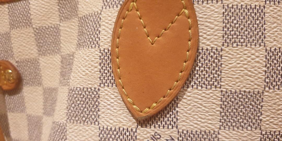 Authentic Louis Vuitton LV damier azur Neverfull GM