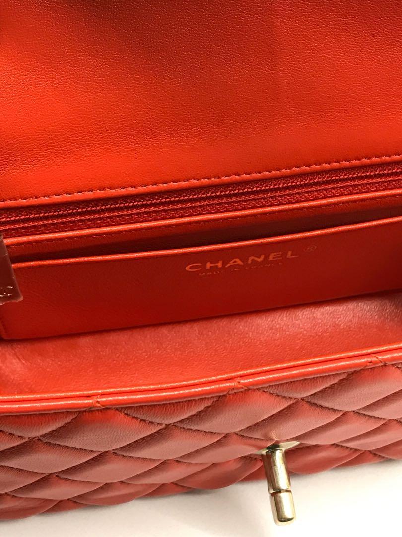Chanel mini rectangular bag