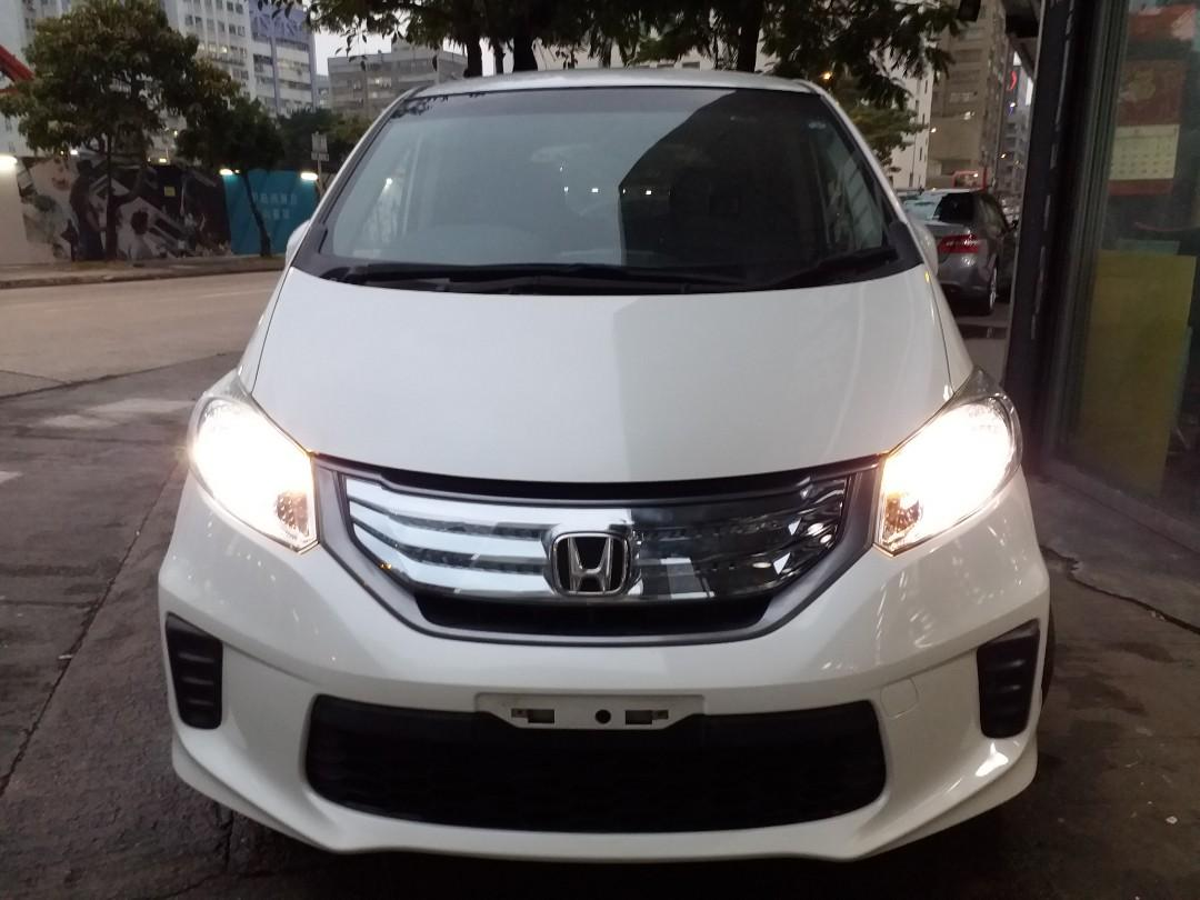 HONDA FREED hybrid 2013 1.5
