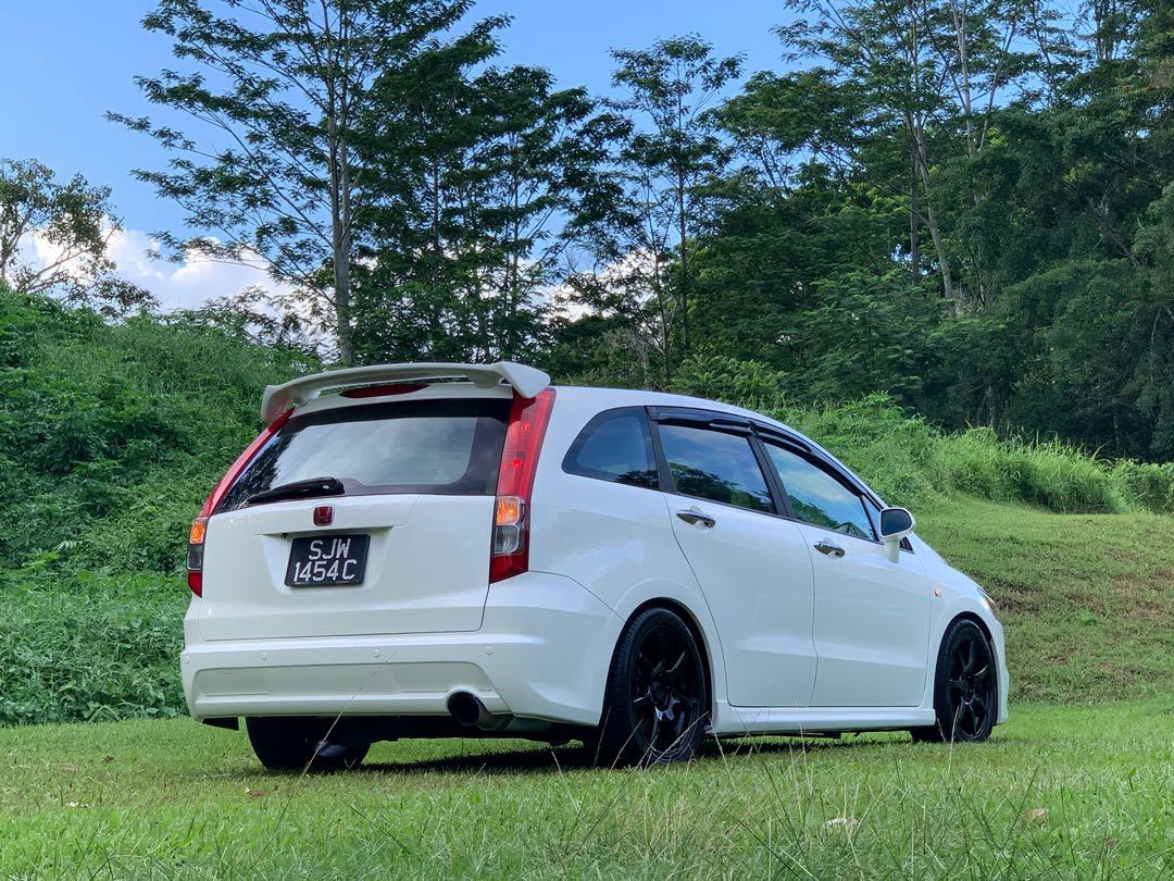 Honda Stream 1.8 i-VTEC SR RSZ (A)