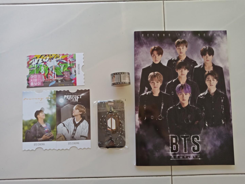 [Low price] BTS 6th army membership kit loose items