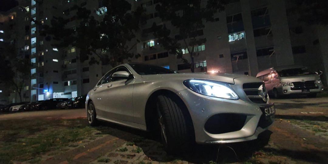 Mercedes-Benz C200 BlueEfficiency 7G-Tronic (A)
