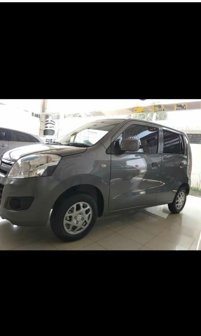 Mesin Bandel Irit Harga Terjangkau Suzuki Karimun Wagon R