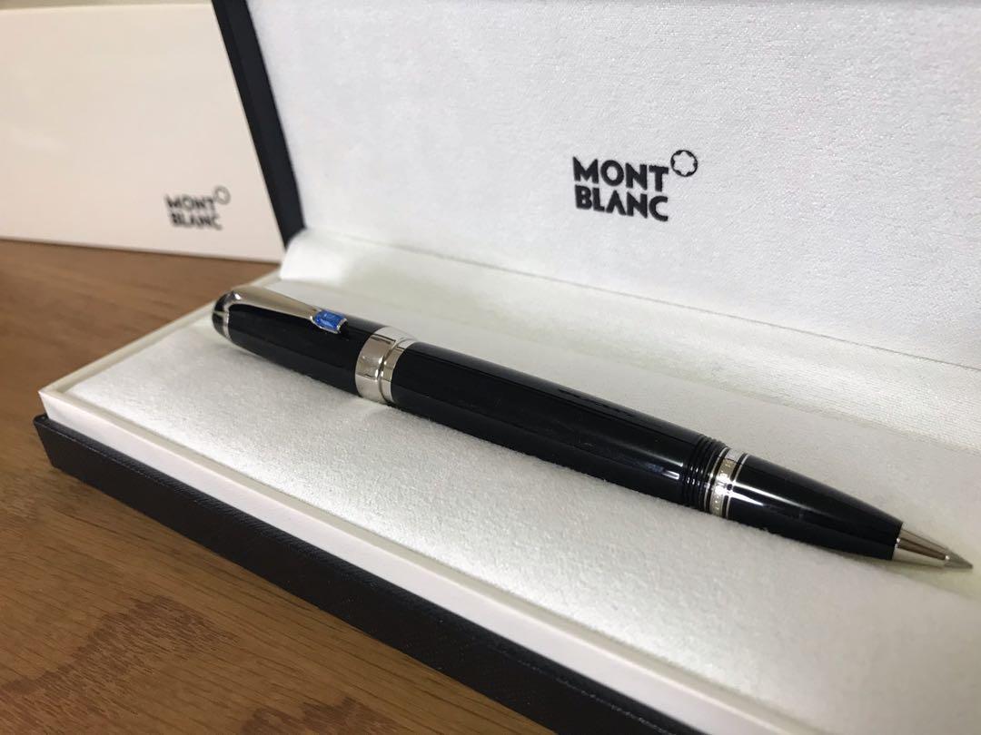 Montblanc Boheme rollerball pen with bleu sapphire
