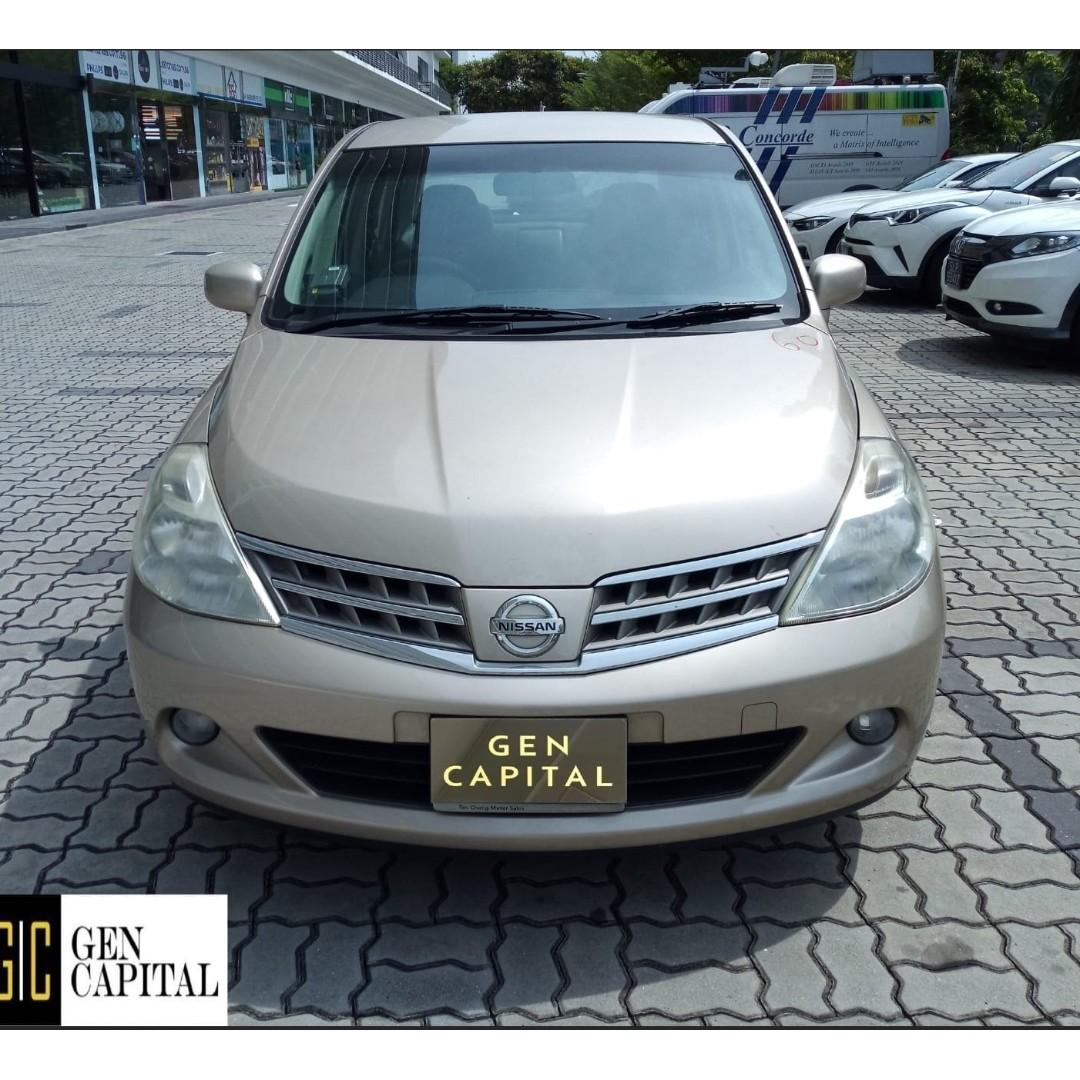 Nissan Latio 1.5A @ Cheapest rental! Only $500 drive away!