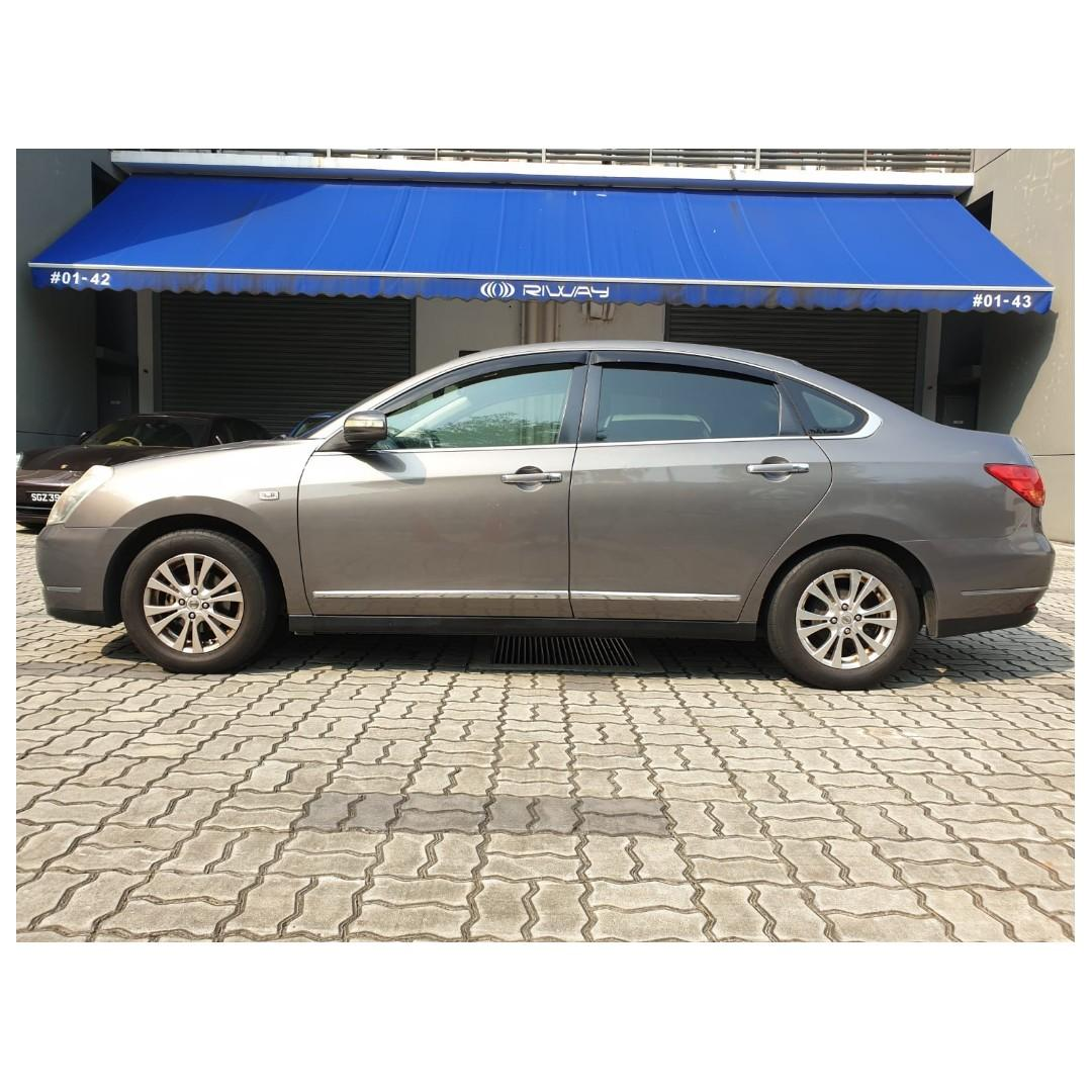 Nissan Sylphy 1.5 Just down $500 and drive off! Whatsapp @90290978 NOW!!!