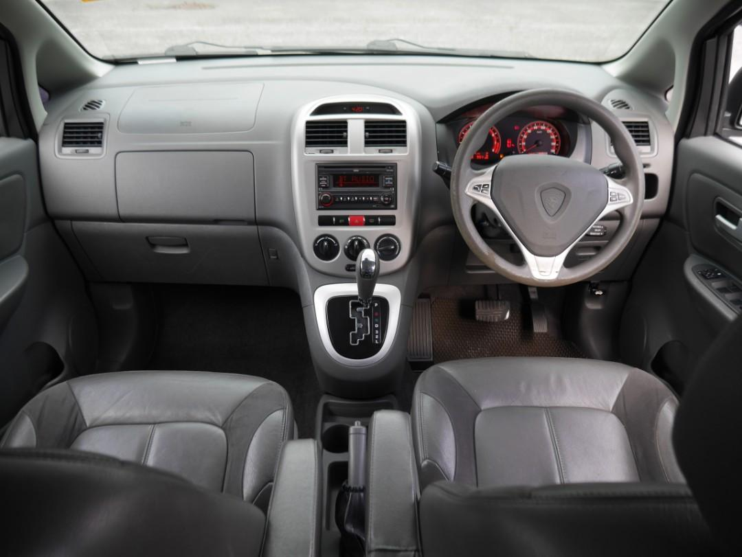PROTON EXORA 1.6 CPS H-LINE (A) ROOF TV / LEATHER SEAT / MPV