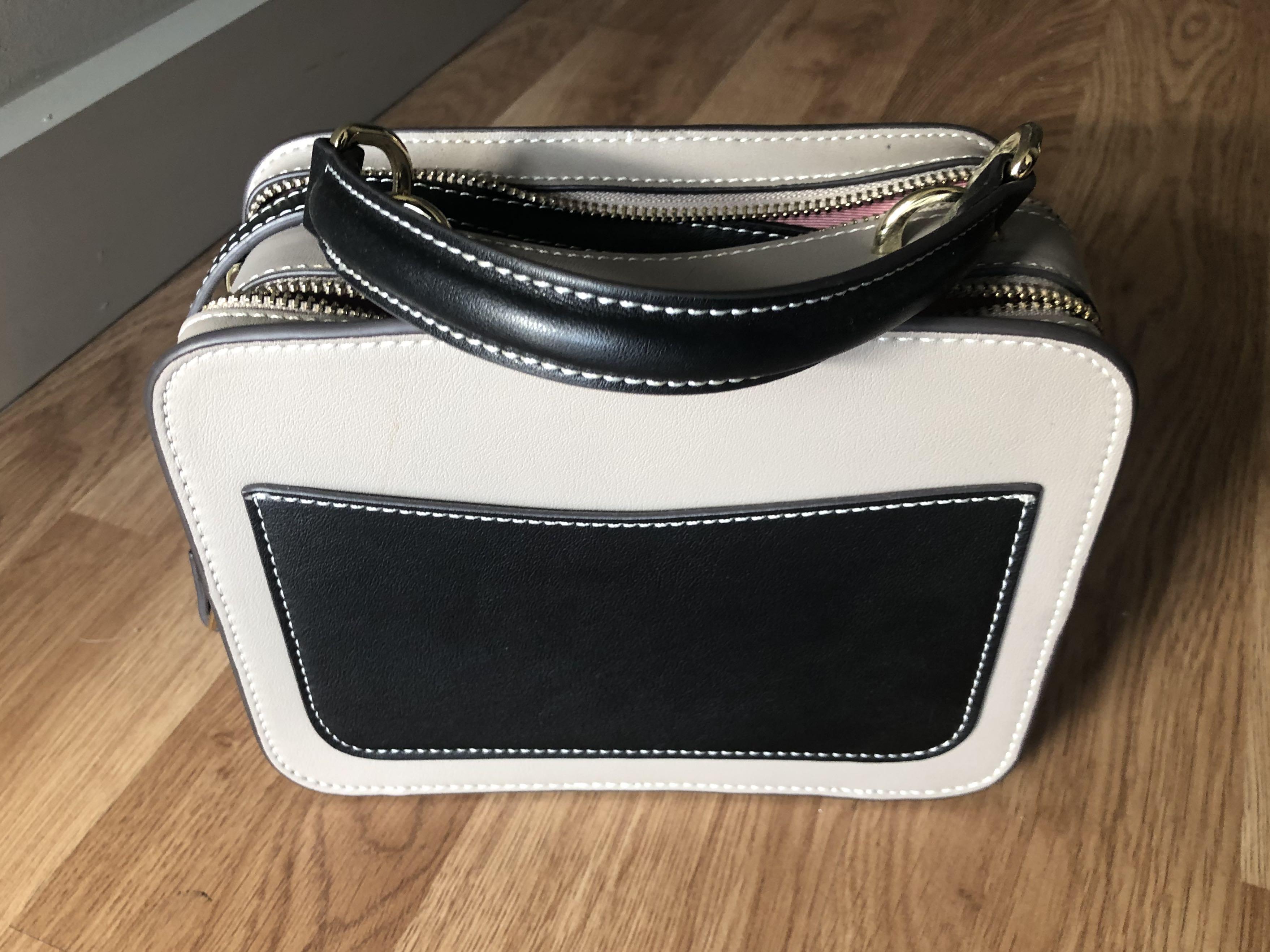 RRP $230 Brand New Belle & Bloom Leather Cross Body Bag