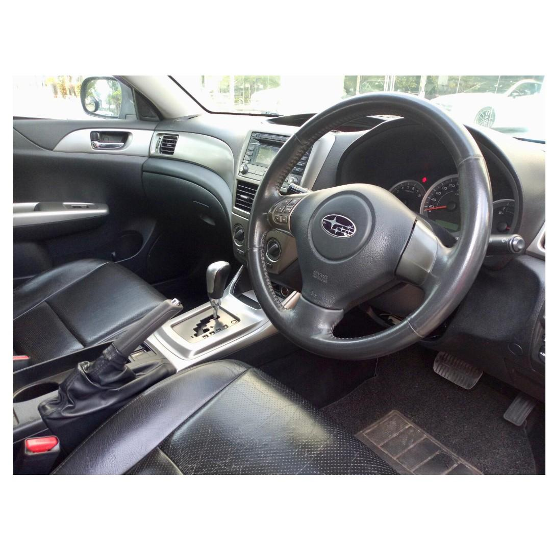 Subaru Impreza  1.6M - Just down $500 and drive off! Whatsapp @90290978 NOW!!!