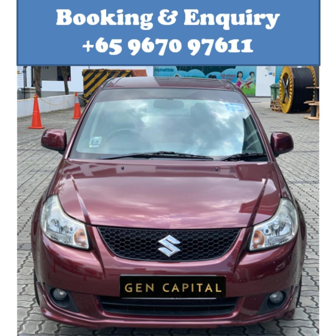 Suzuki SX4 1.6A @ Cheapest rental! Only $500 drive away!