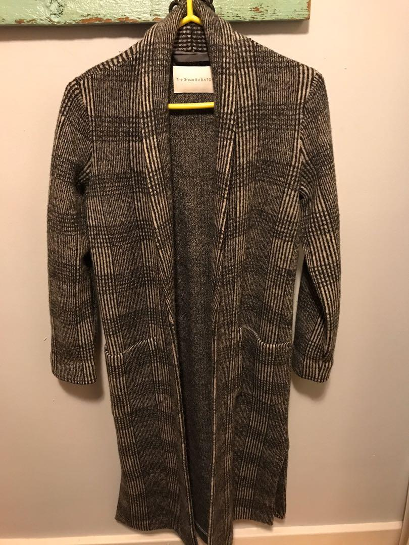 The Group by Babaton Gornick Coat Size Small PRICE REDUCED