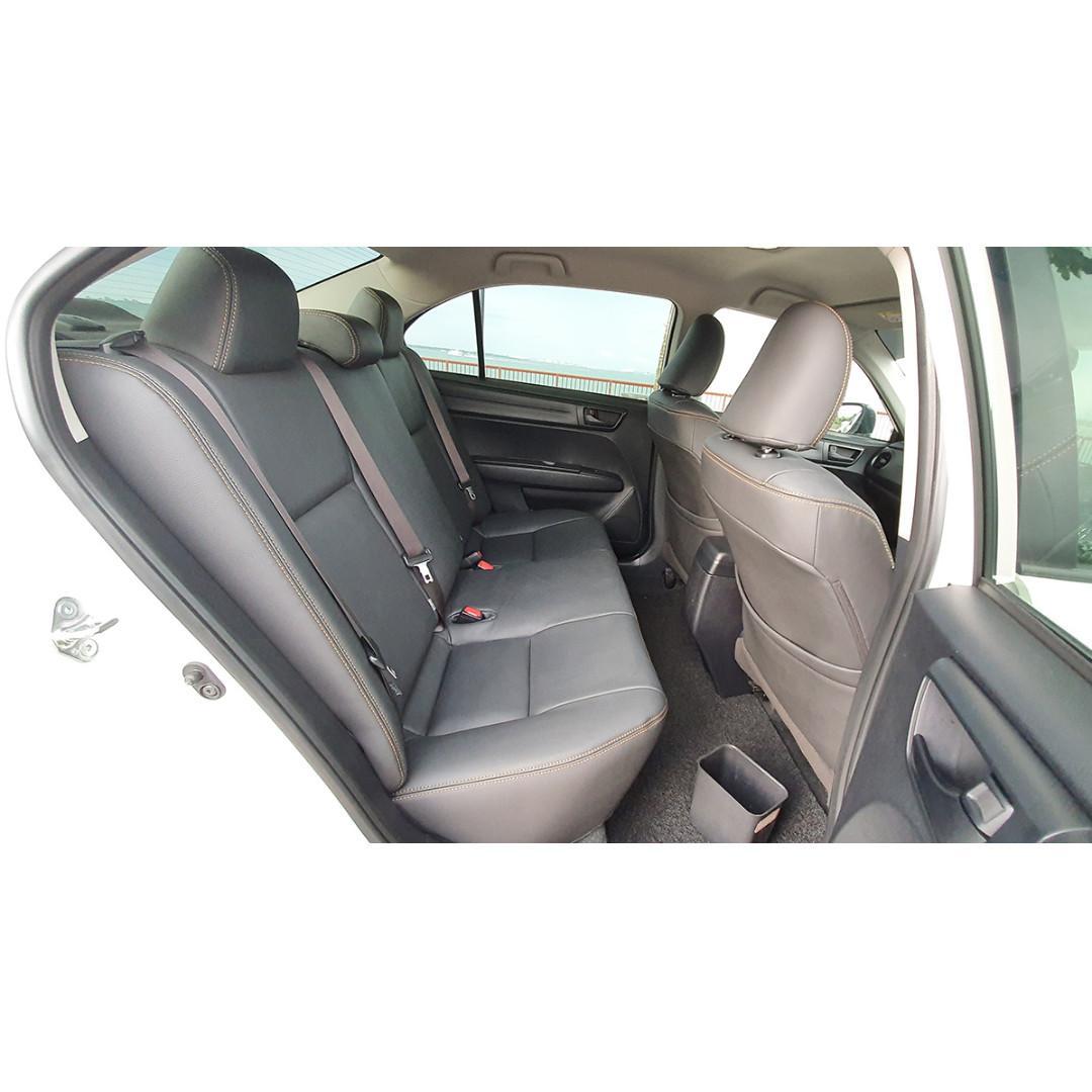 CNY 2020 Car Rental - Toyota Axio 1.5A