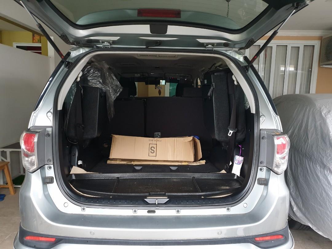 Toyota Fortuner 2.5G (D) TRD Sportivo VNT SUV 2014 - KUCHING, SARAWAK