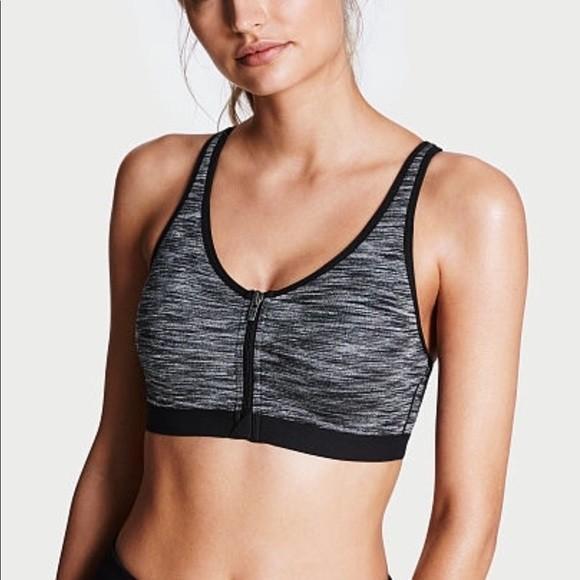 Victorias Secret Knockout Front-Close Sport Bra