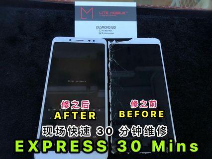 💯 Cheapest Xiaomi repair , Samsung , iphone , Huawei screen repair