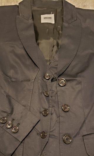 Moschino Cheap & Chic Vest and Blazer combination