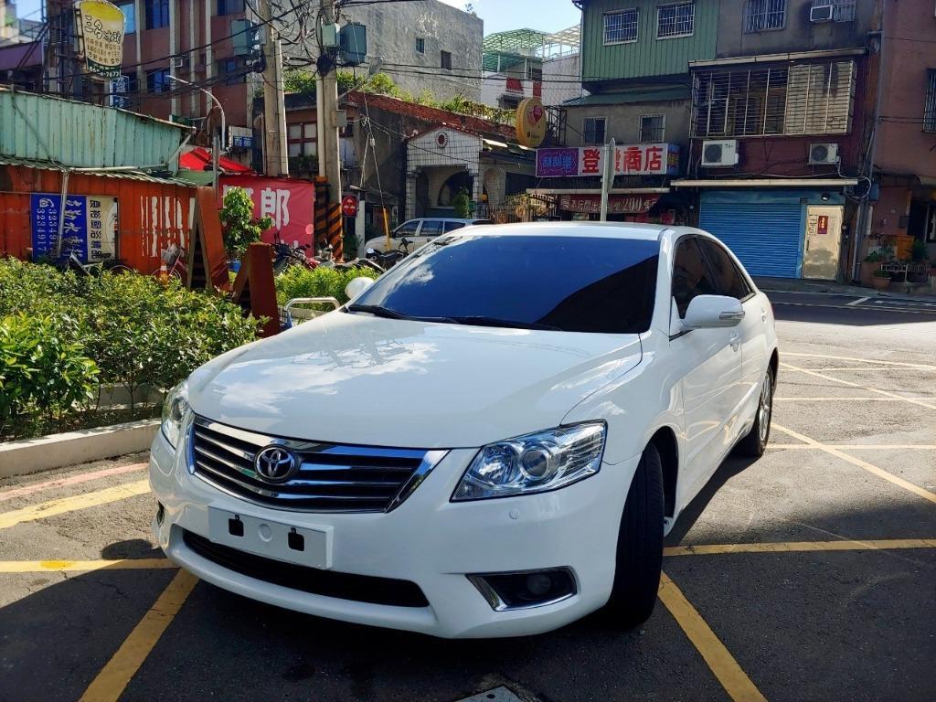 正11 Camry 國民神房車純白色超稀有版
