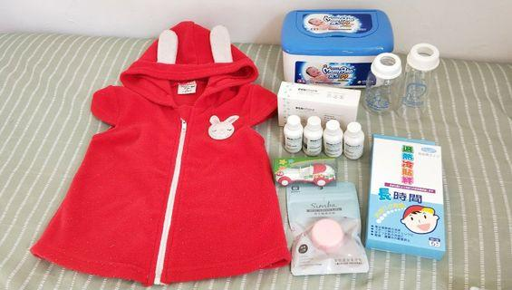 嬰幼兒用品  新品與二手