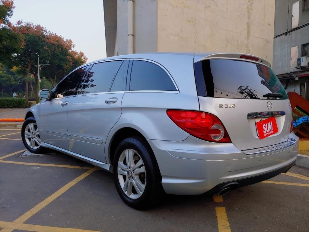 正2008年 Mercedes-Benz/賓士 R350 AMG版本 超兇巨無霸 輕鬆入主賓士