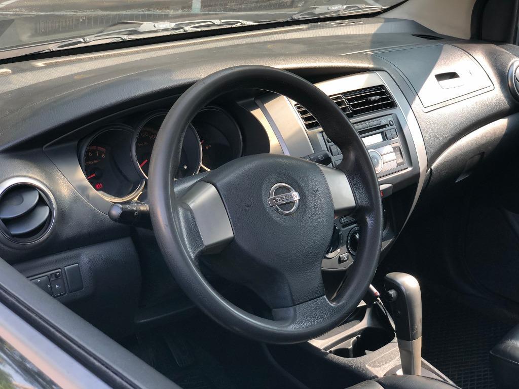 售2008年Nissan日產livina 黑內裝版本 省油大空間 只要16萬8 #可找錢5~10萬現金! #可私分 #實車實價 #信用不良都可辦理