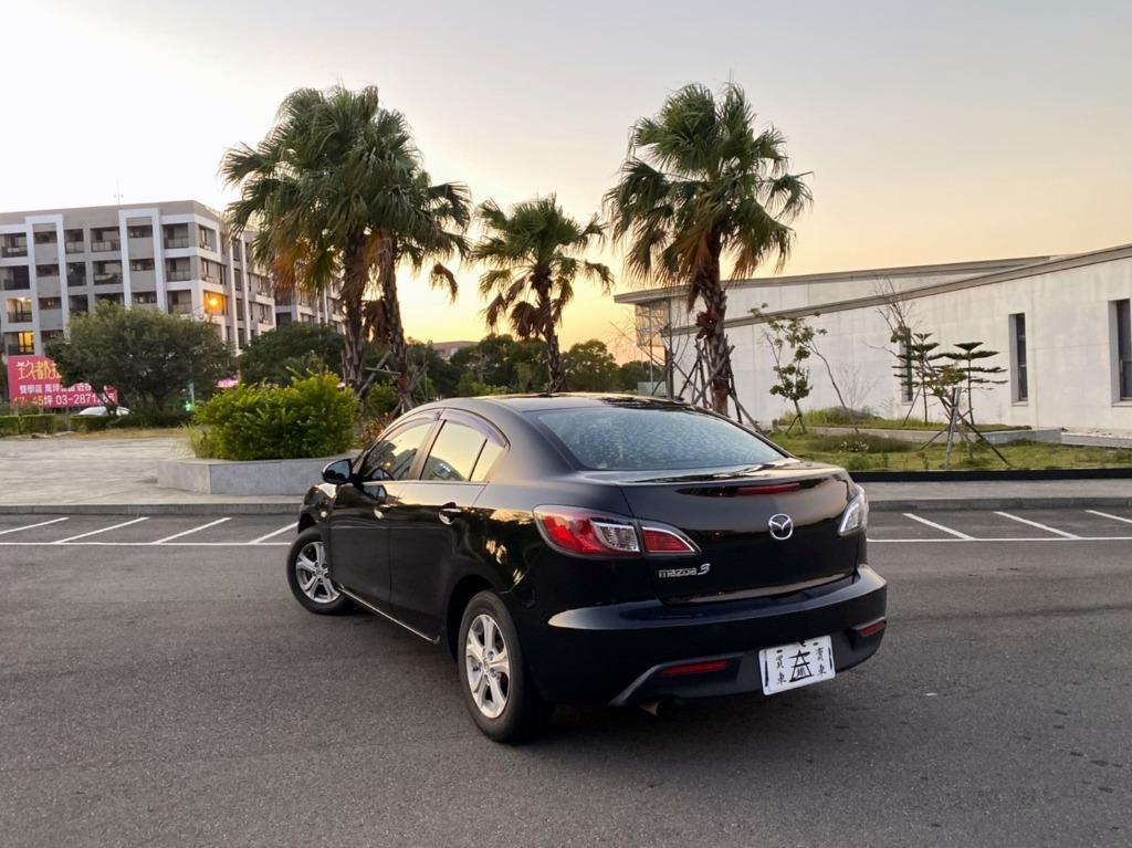 2010年 Mazda 微笑馬三 1.6 有天窗 僅跑11萬 車況優超好開