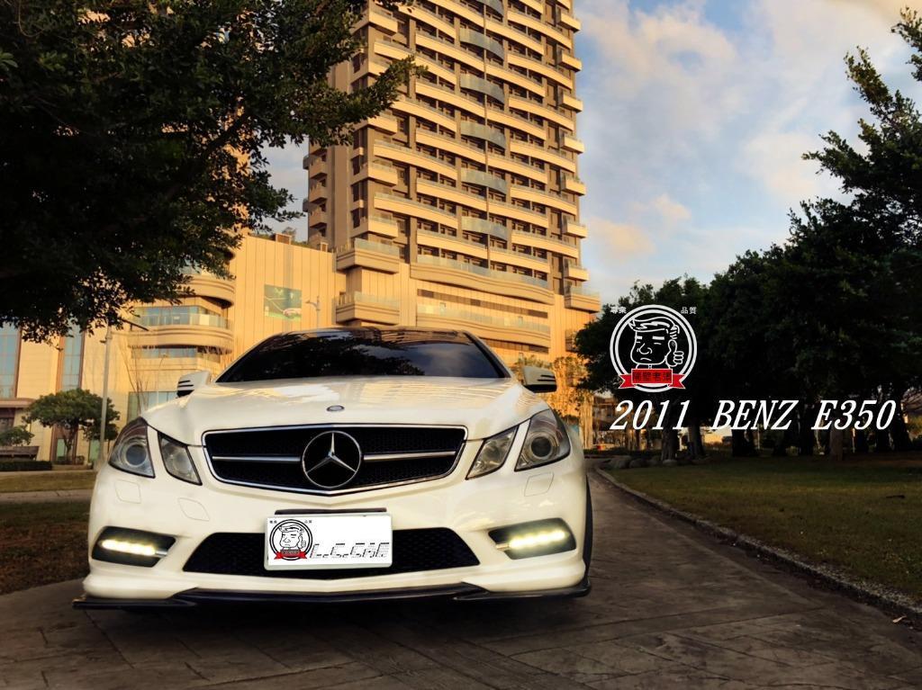 2011 BENZ E350 AMG 洽:0925090865 隔壁老張